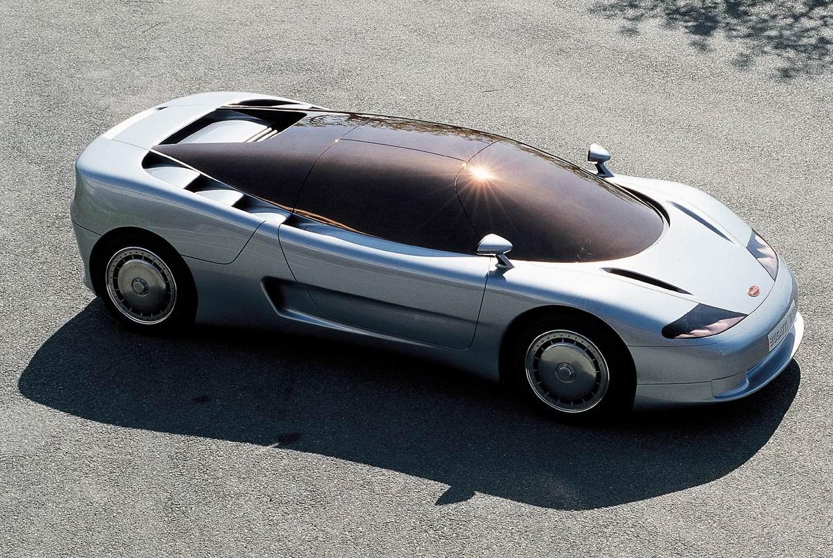 Bugatti ID 90 photo #12927