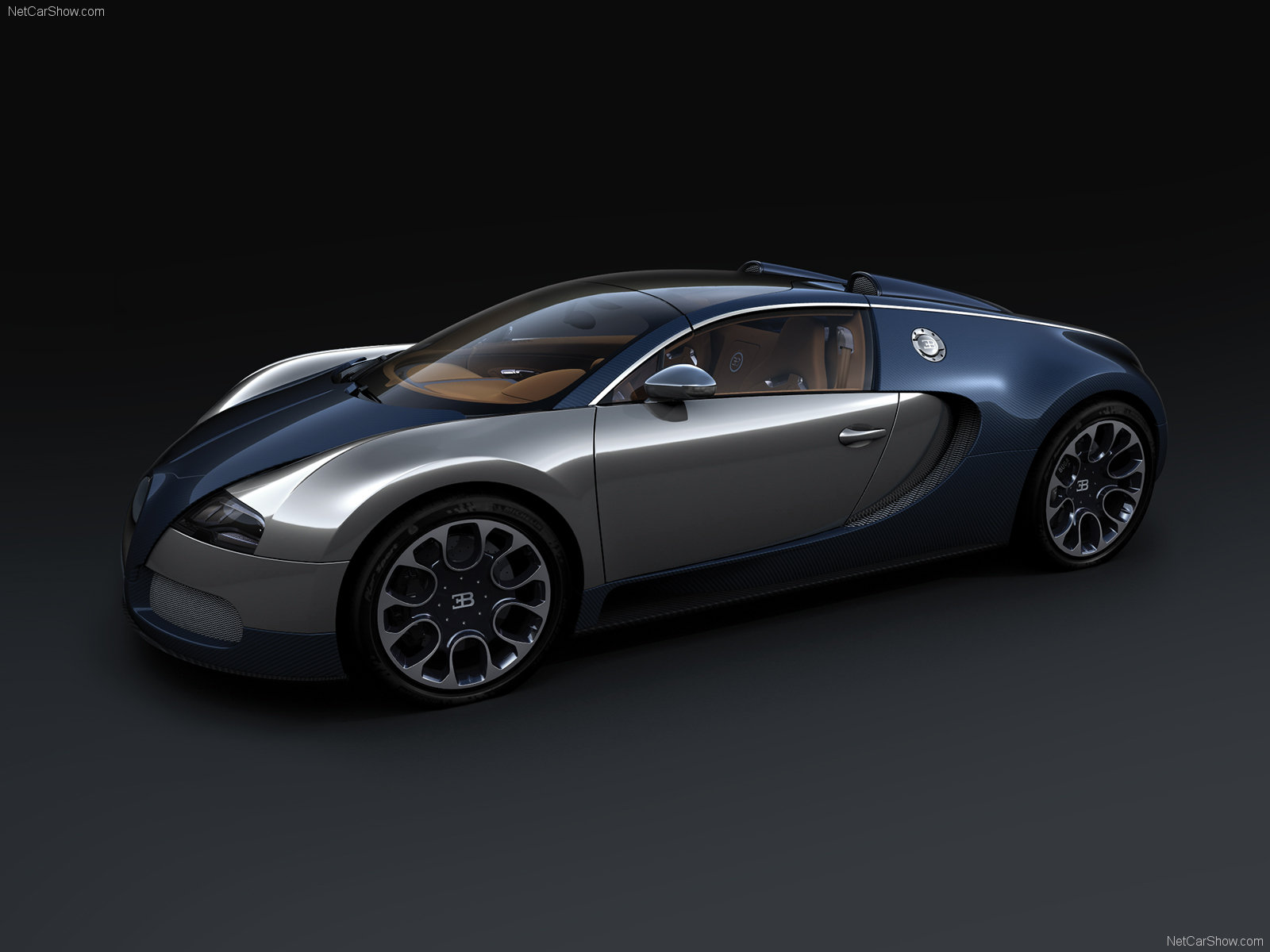 bugatti veyron grand sport sang bleu photos photogallery with 7 pics. Black Bedroom Furniture Sets. Home Design Ideas