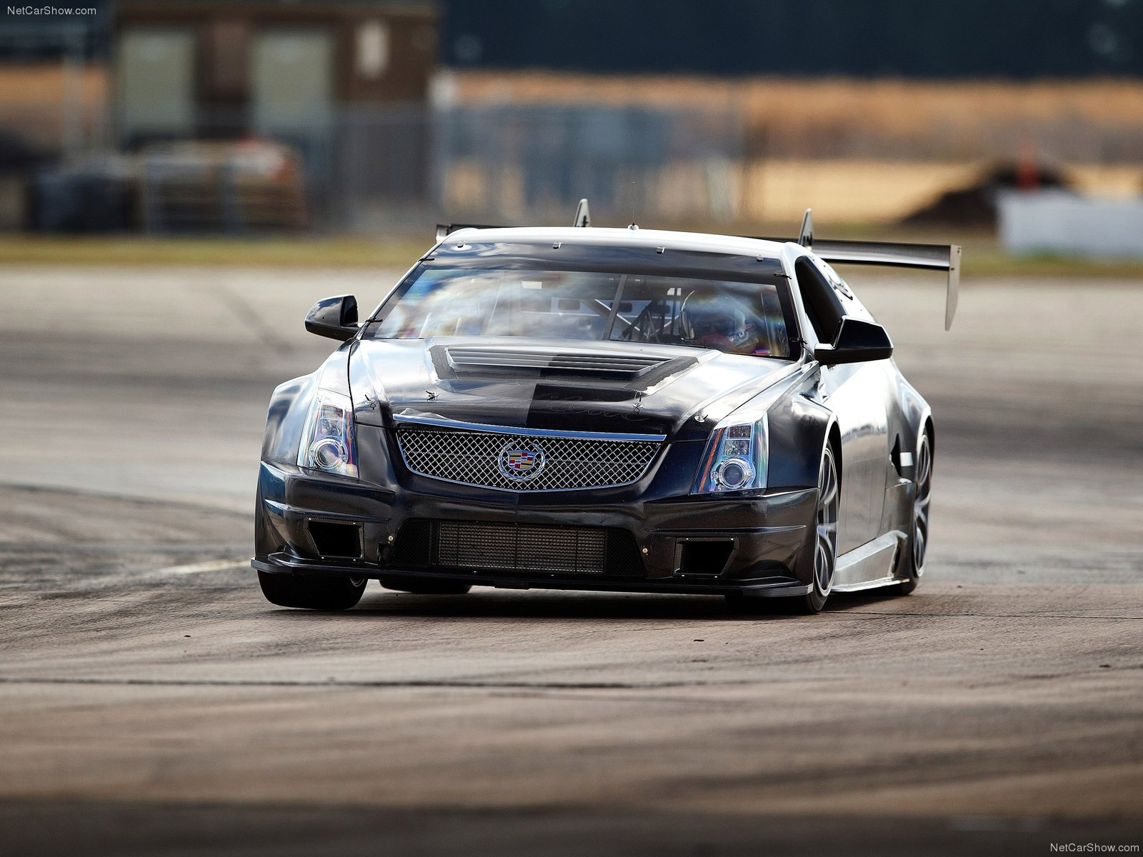 Cadillac cts v coupe race car photo 113216