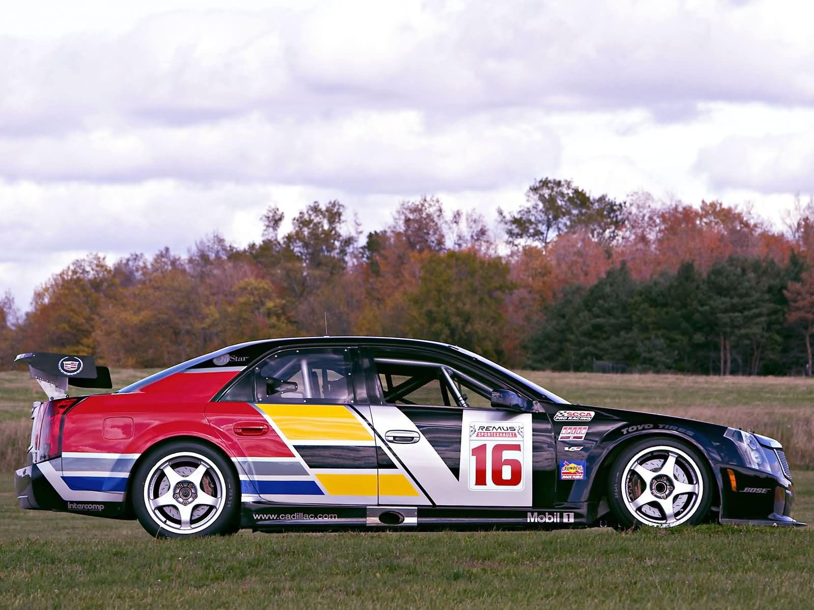 race car cadillac com ctsv information pictures specs