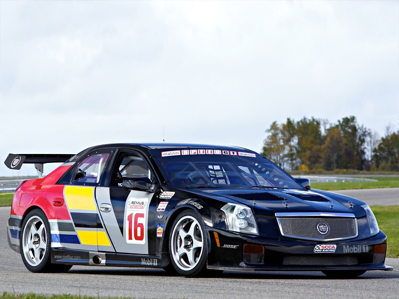 Cadillac CTS-V Race Car photos - PhotoGallery with 14 pics ...