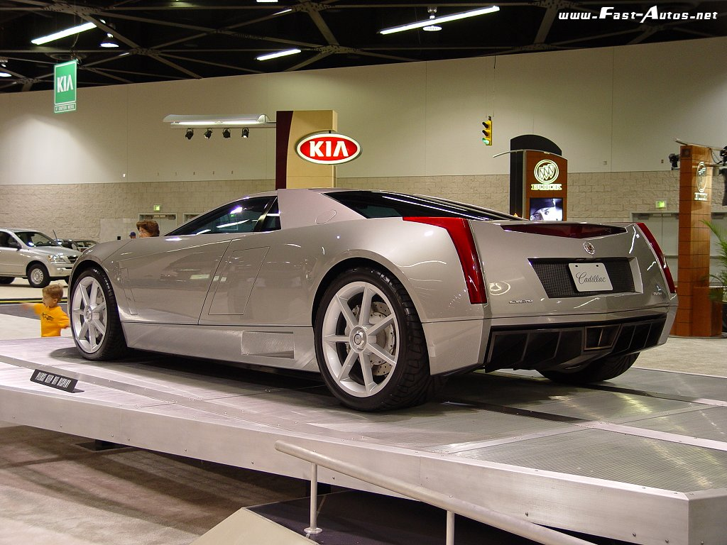 Cadillac Escalade Ext 2017 >> Cadillac Cien picture # 16462 | Cadillac photo gallery | CarsBase.com