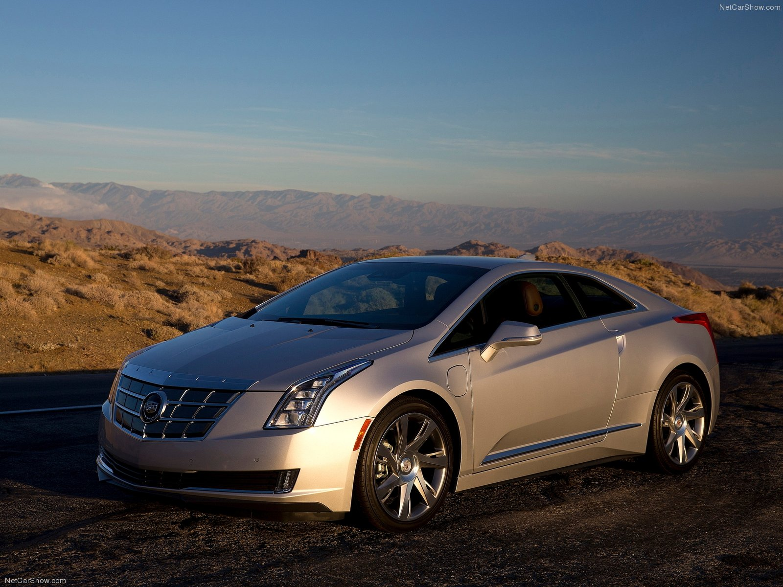 coupe cadillac graphite for photo elr car jet black metallic in sale