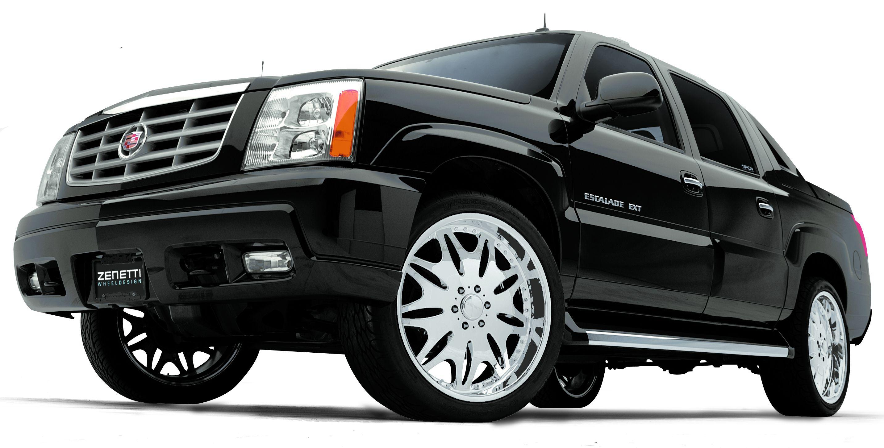 Cadillac Escalade EXT photo #29579