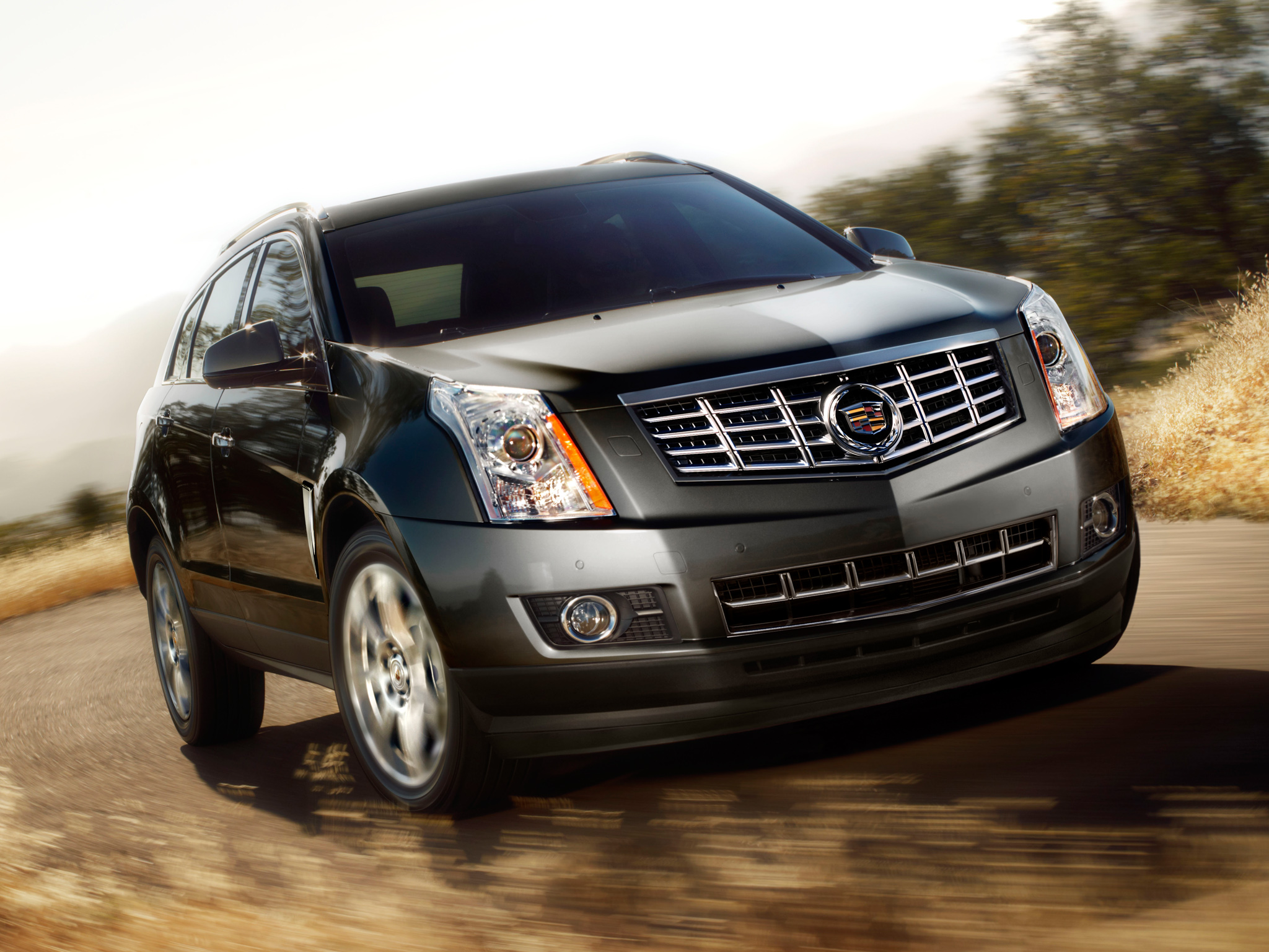 New cadillac srx pictures