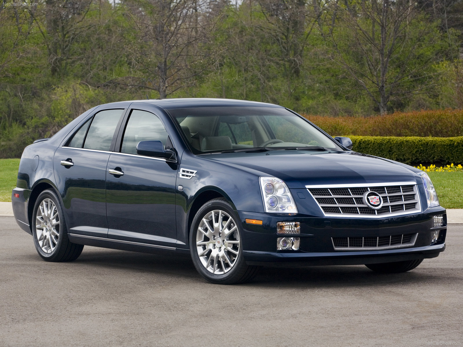 Cadillac STS photos - PhotoGallery with 21 pics| CarsBase.com