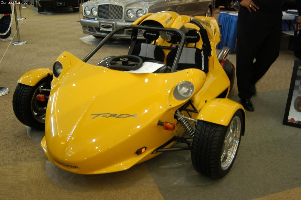 campagna t rex car for sale. Black Bedroom Furniture Sets. Home Design Ideas