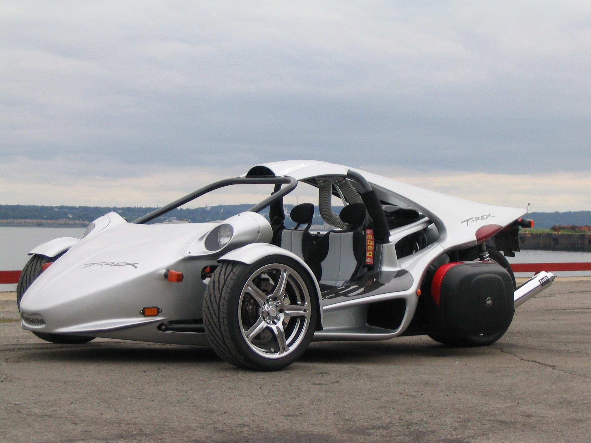 Campagna T Rex photos Gallery with 15 pics CarsBase