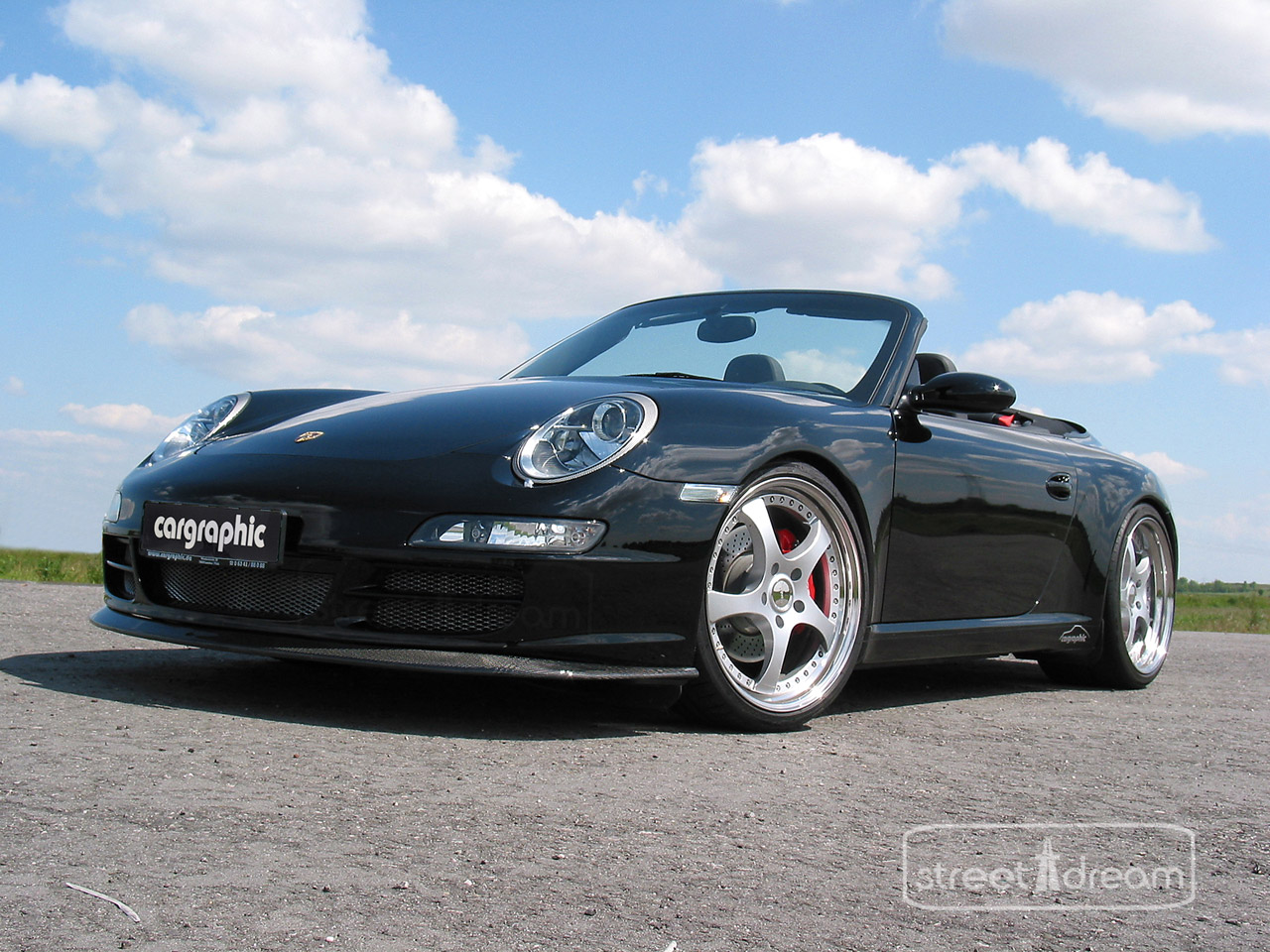 cargraphic porsche 997 cabrio photos photogallery with 7. Black Bedroom Furniture Sets. Home Design Ideas