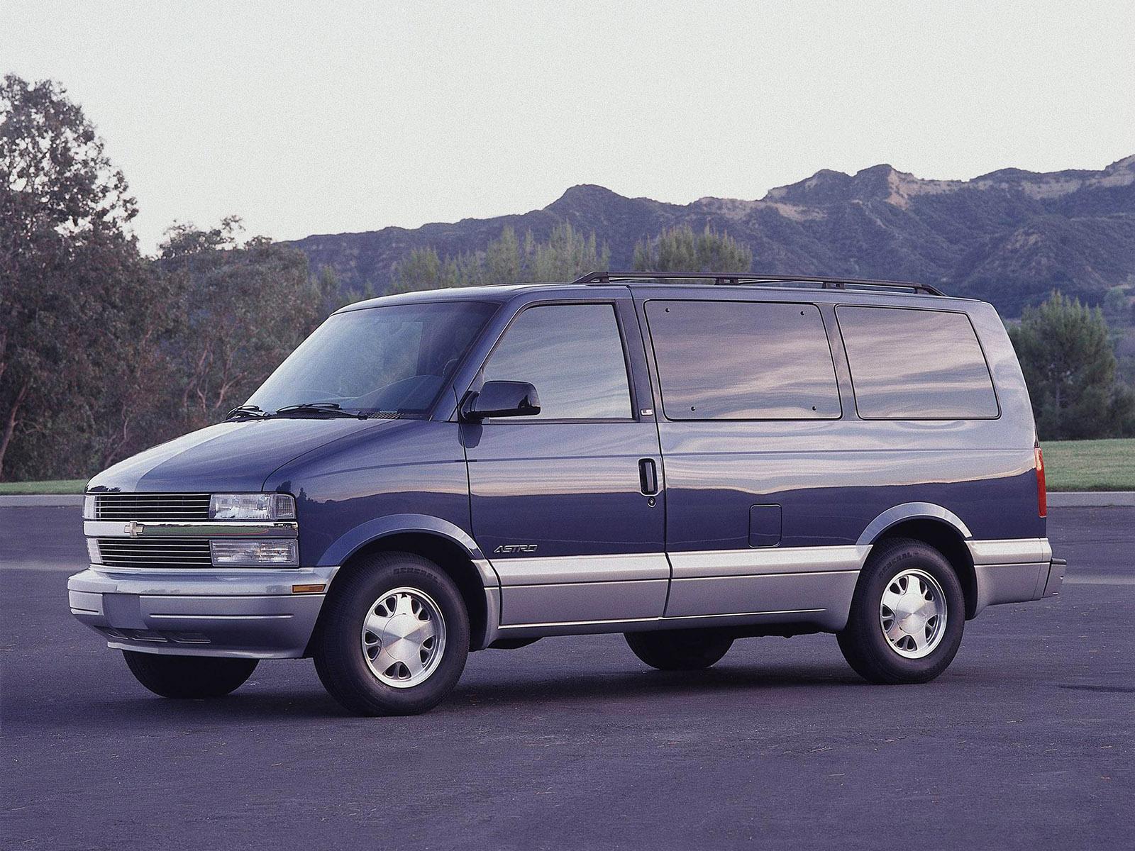 image gallery new chevy astro van. Black Bedroom Furniture Sets. Home Design Ideas