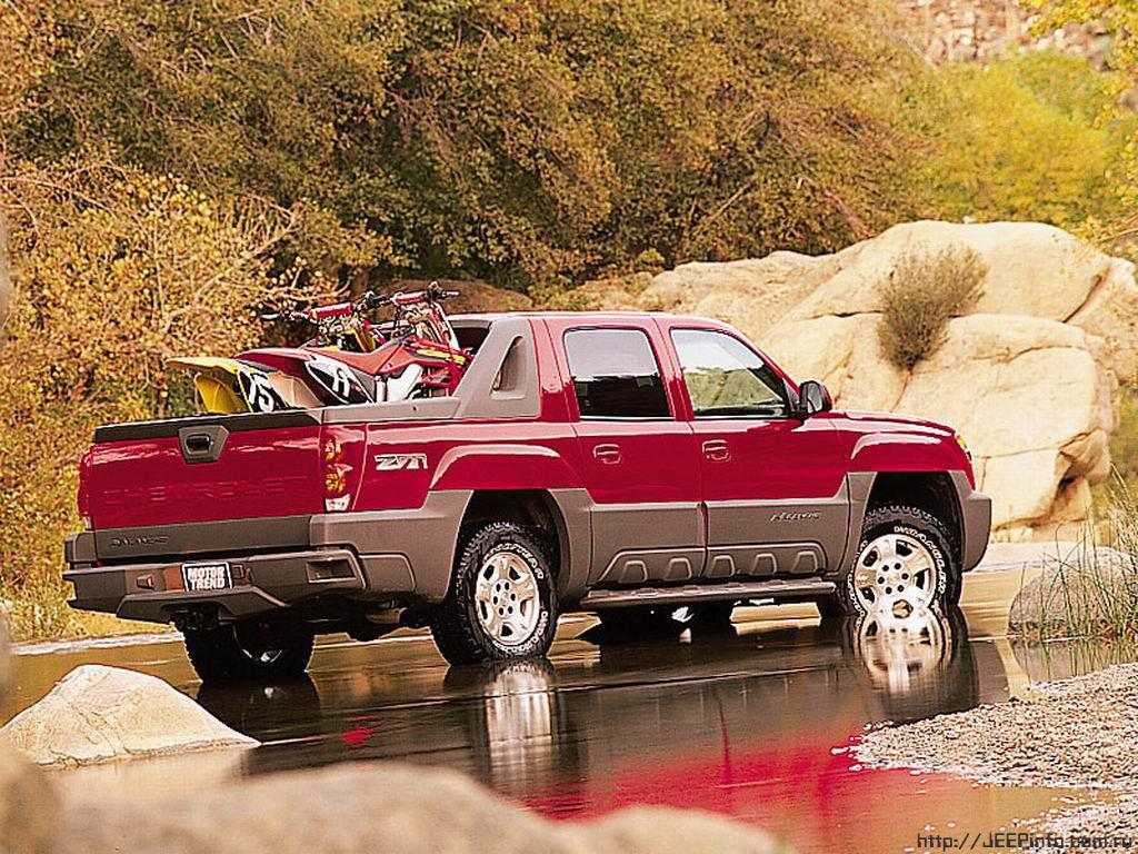 Chevrolet Avalanche фото 315…