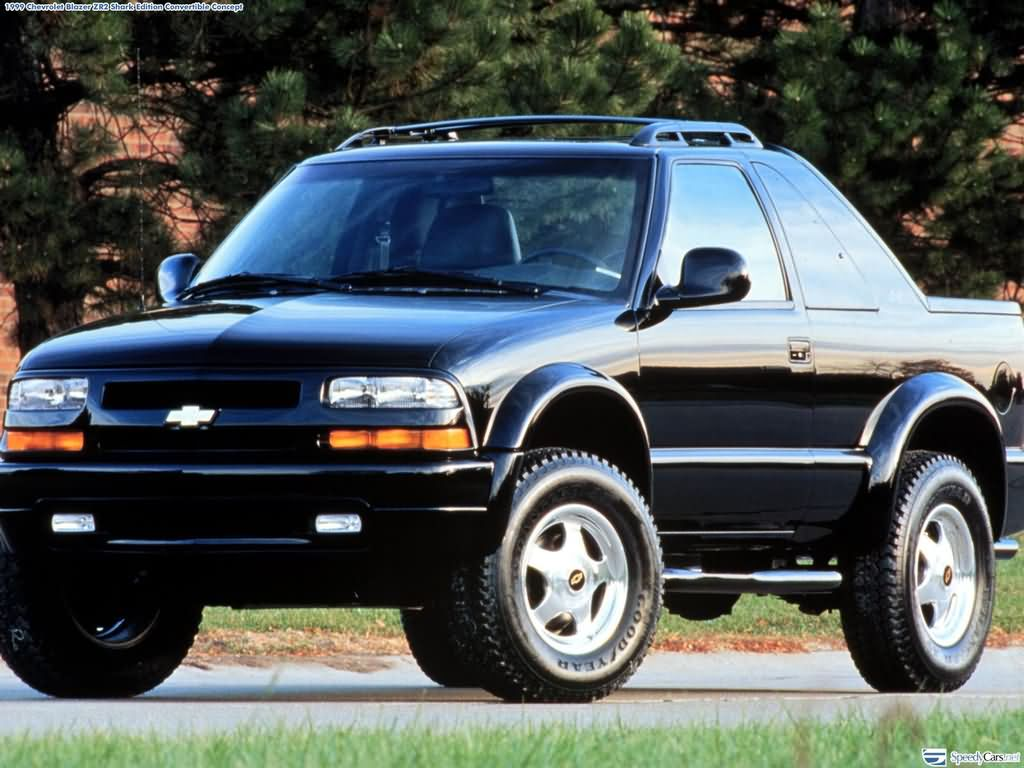 Blazer chevy blazer 2003 : Blazer » 2003 Chevy Blazer - Old Chevy Photos Collection, All ...