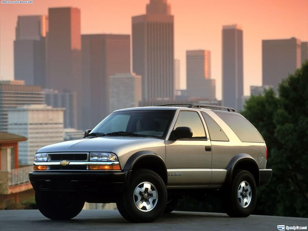 Chevrolet Blazer Picture 7798 Chevrolet Photo Gallery
