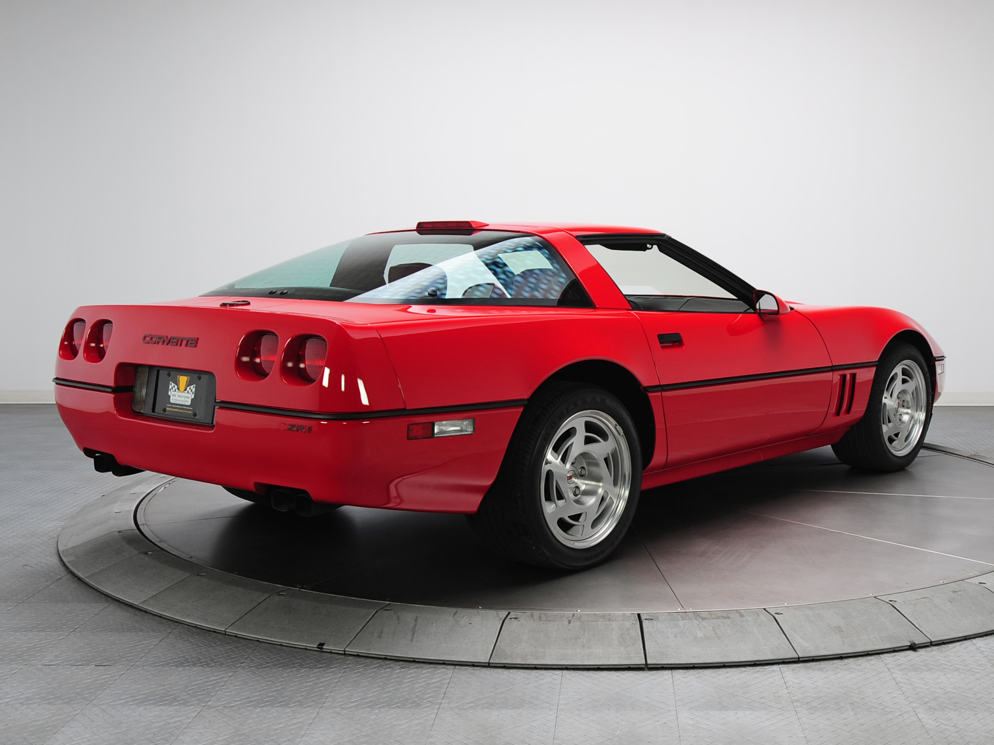 Chevrolet Corvette ZR-1 photo 93707