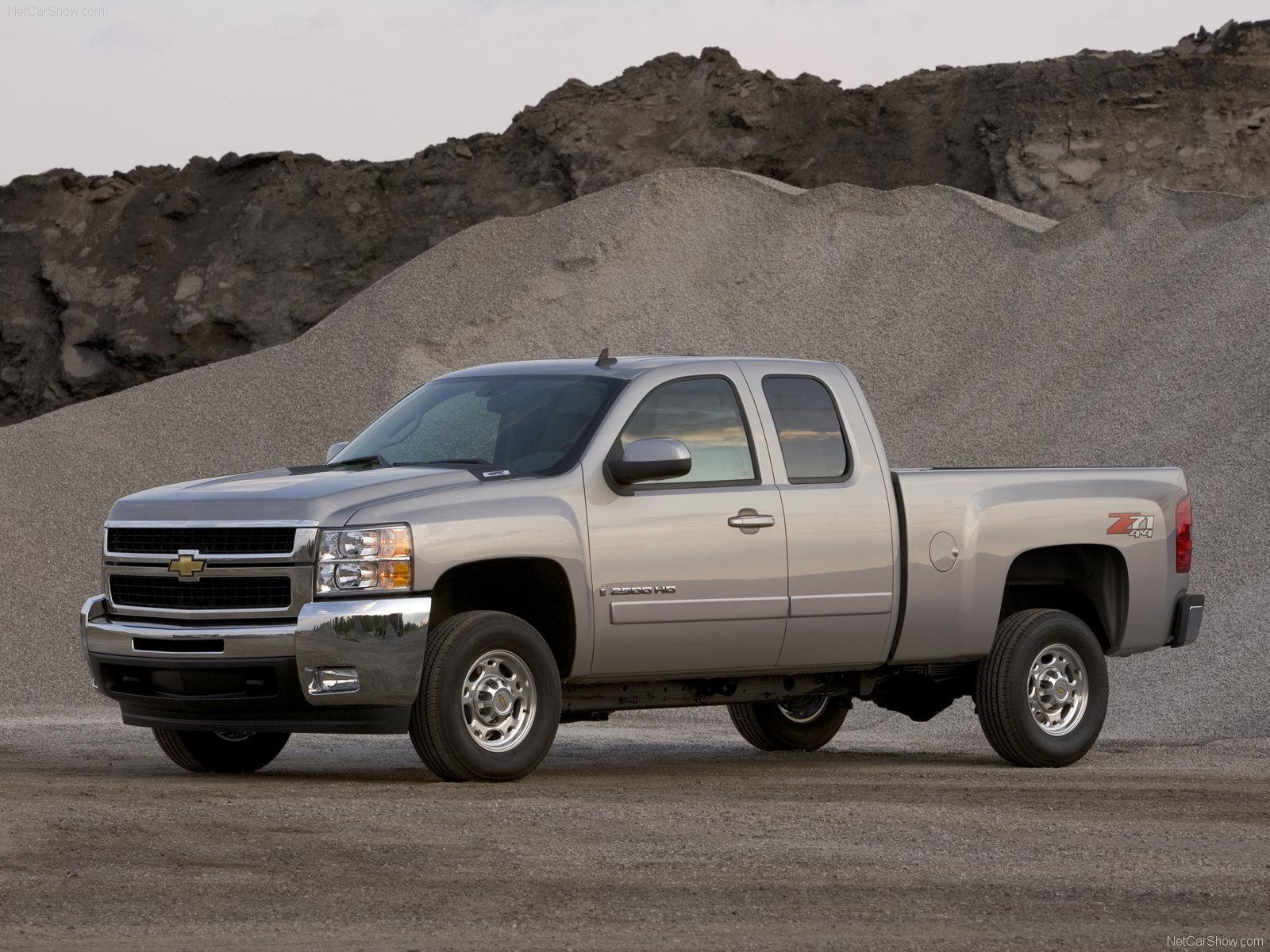 Chevrolet Silverado Extended Cab photos Gallery with 26 pics