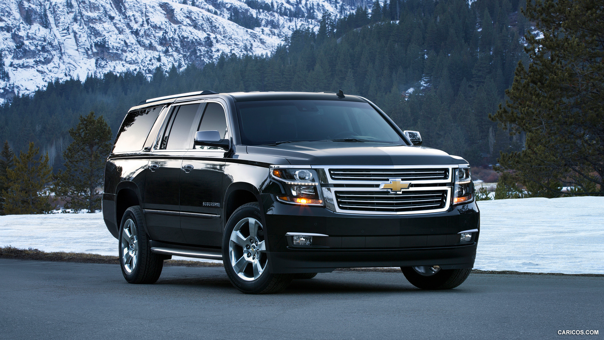 Chevrolet Suburban photos - PhotoGallery with 56 pics ...