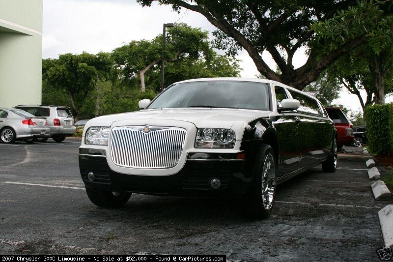 Blackjack limousine