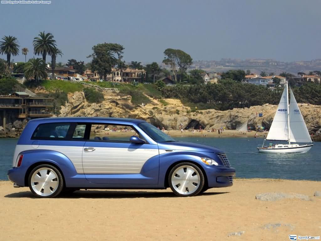 Chrysler California Cruiser Picture 20650 Chrysler