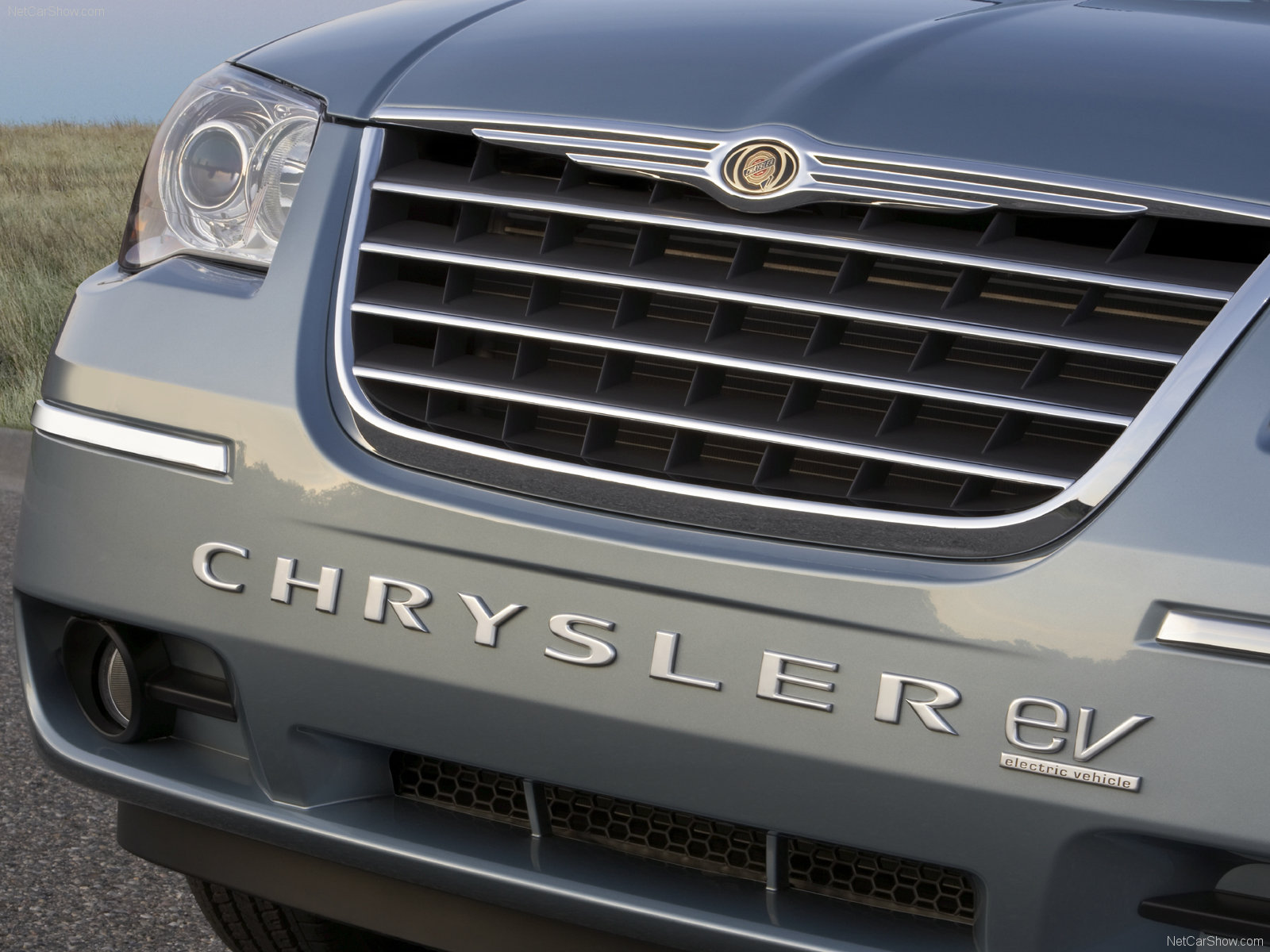 Chrysler EV Concept photo 58391