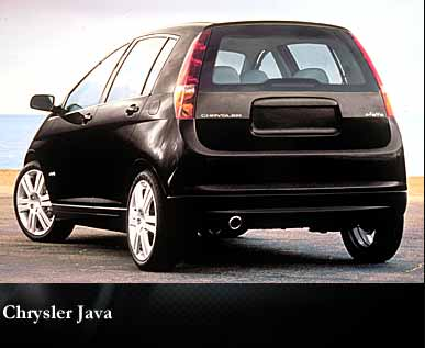 1999 Chrysler Java Related Infomationspecifications Weili