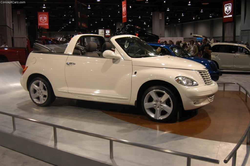 chrysler pt cruiser convertible photos photogallery with. Black Bedroom Furniture Sets. Home Design Ideas