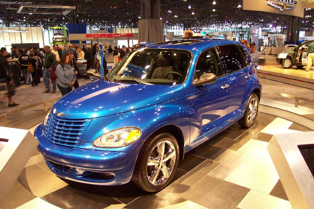 chrysler pt cruiser gt turbo photos photogallery with 5. Black Bedroom Furniture Sets. Home Design Ideas