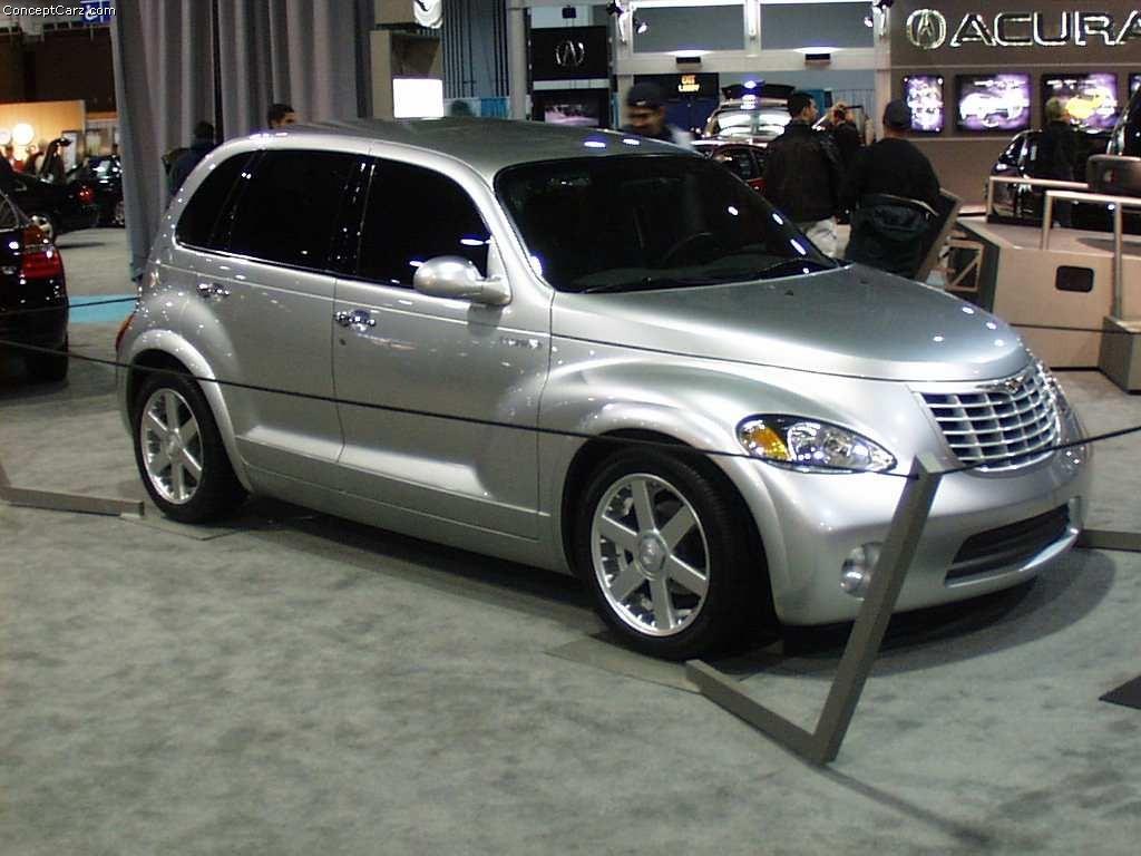 Chrysler Pt Cruiser Picture 20597 Chrysler Photo