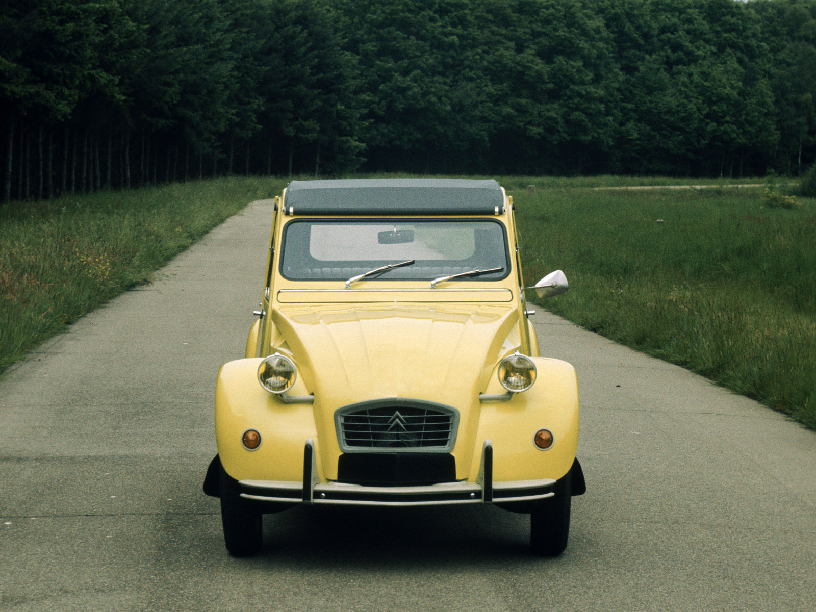 citroen 2cv photos