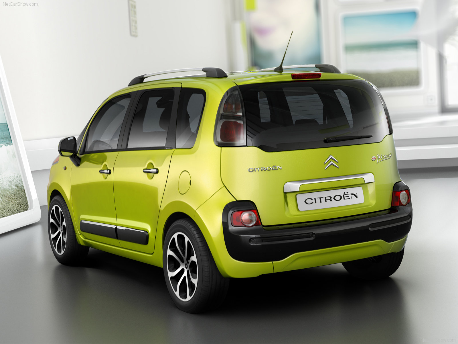 Citroen C3 Picasso photo #56356