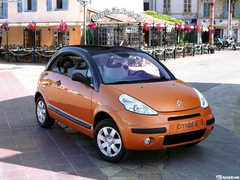 Citroen C3 Pluriel photo 5171