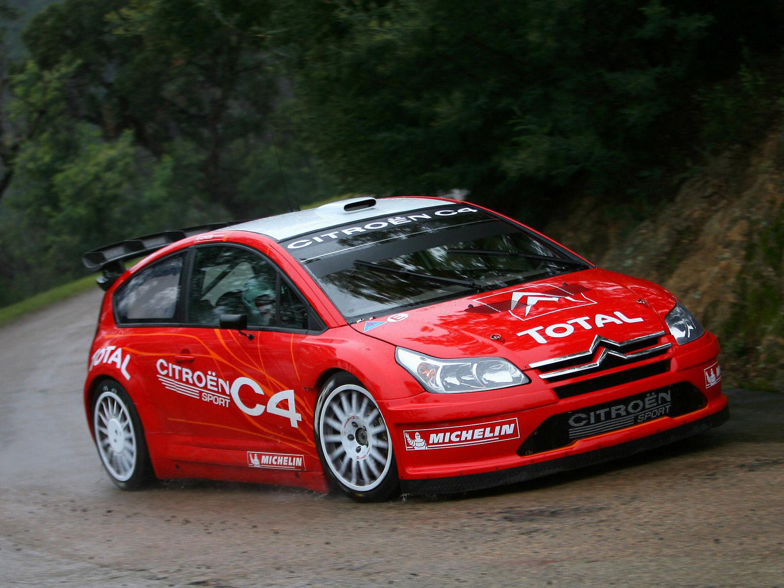citroen c4 wrc photos photogallery with 4 pics. Black Bedroom Furniture Sets. Home Design Ideas
