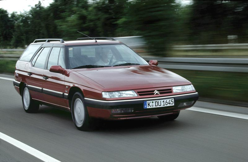 Citroen XM photos  PhotoGallery with 20 pics CarsBasecom