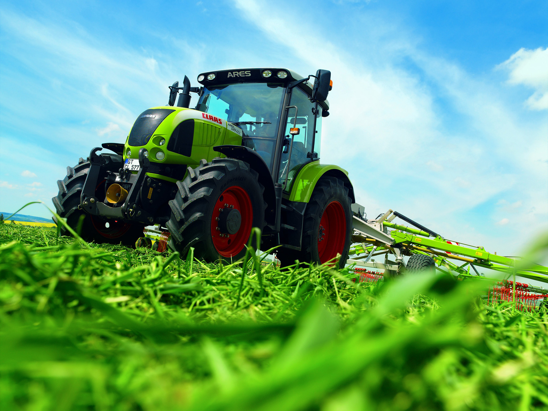 Claas Ares photos - PhotoGallery with 8 pics| CarsBase.com
