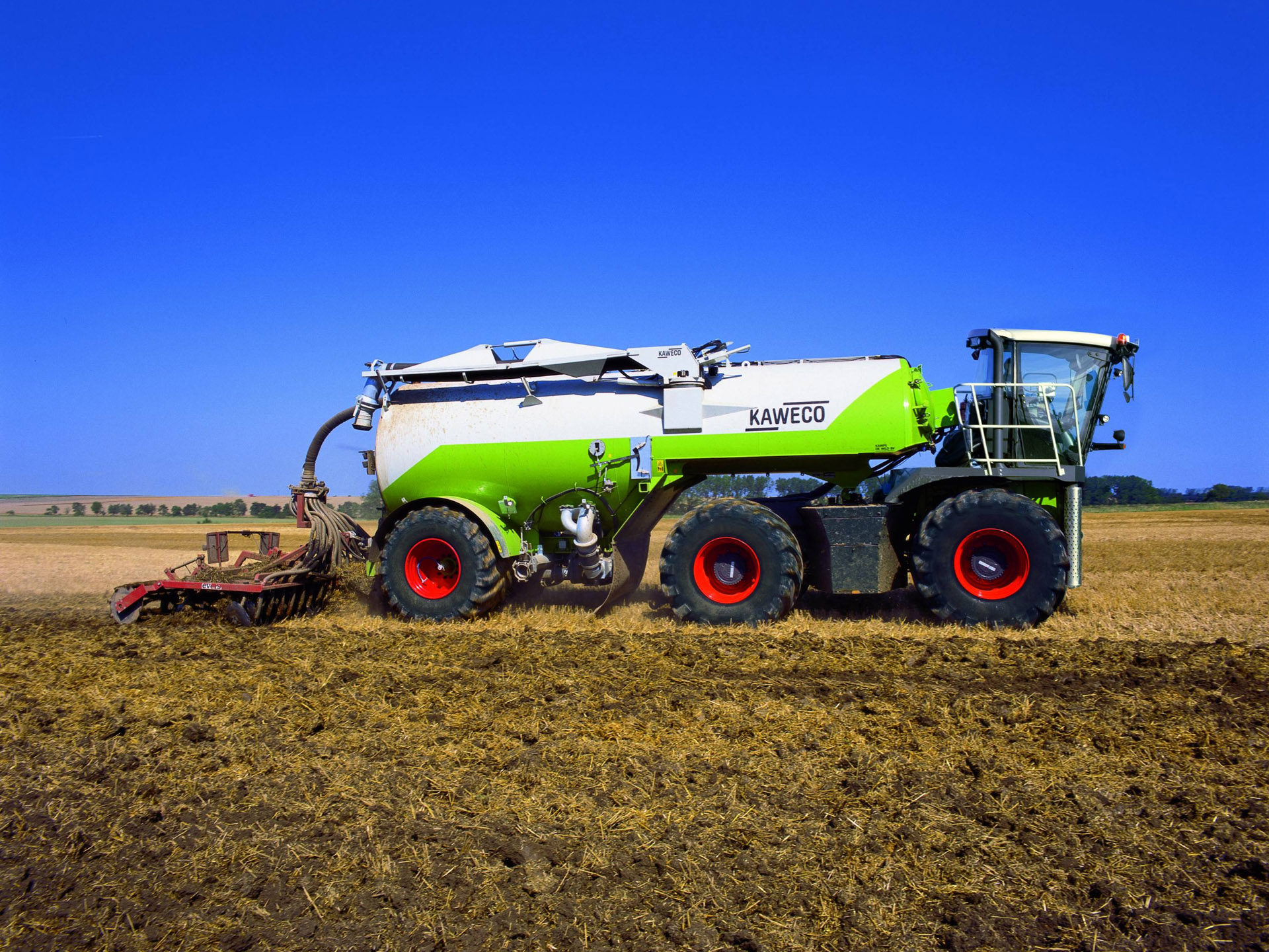 Claas Xerion Saddle Trac photo 64846