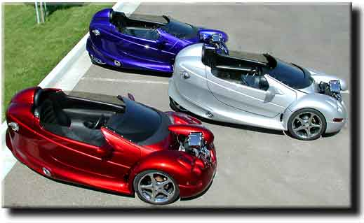 Corbin Motors Merlin Roadster Photos Photogallery With 5