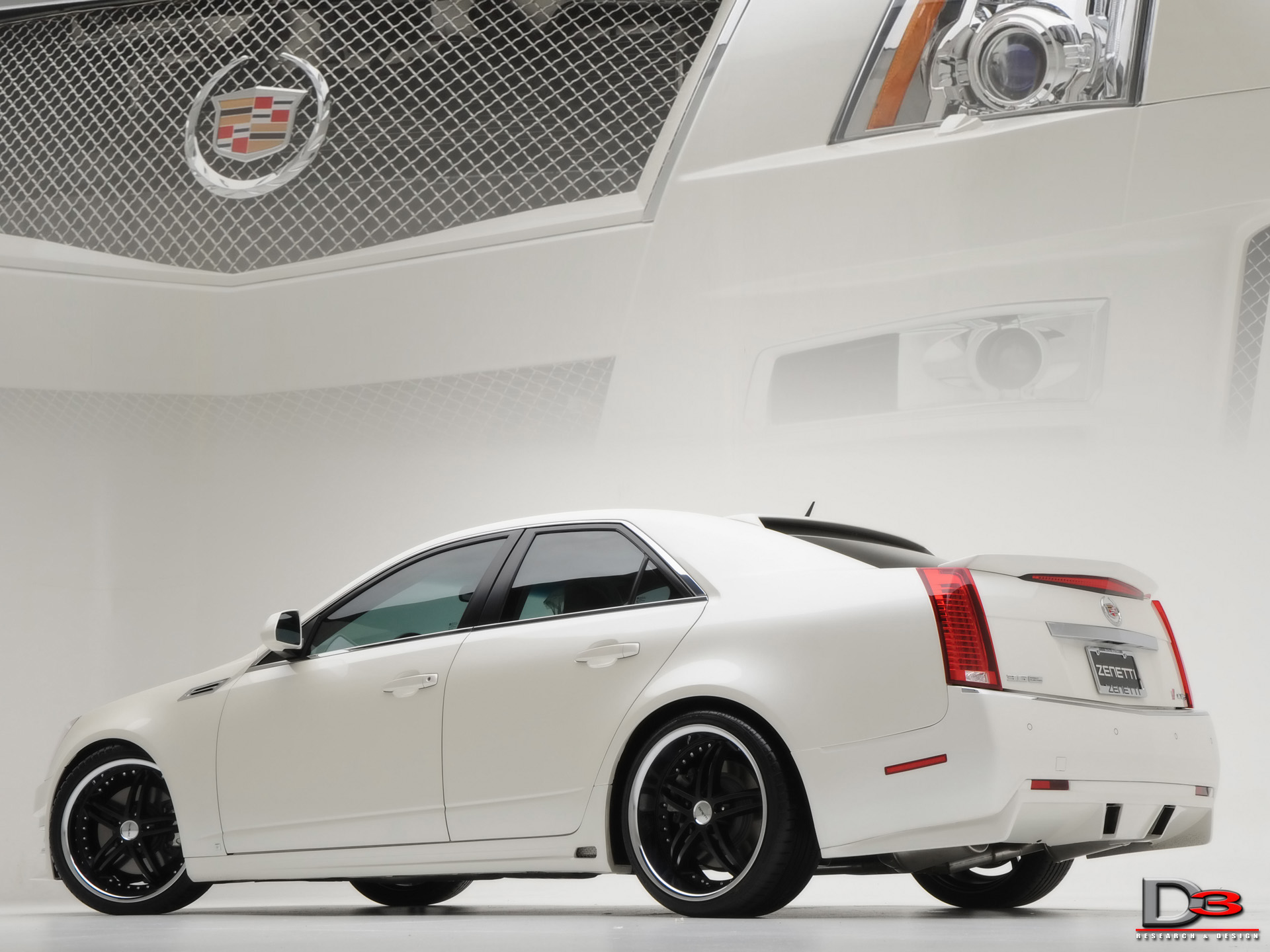 D3 Cadillac CTS picture # 54315 | D3 photo gallery | CarsBase.com