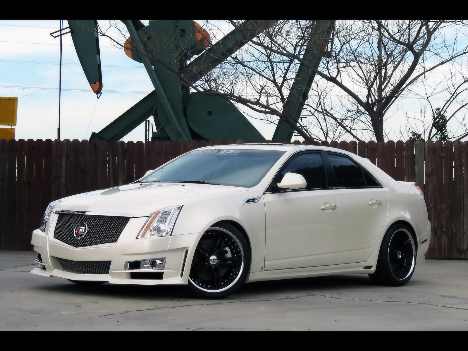 D3 Cadillac Cts Photos Photogallery With 21 Pics