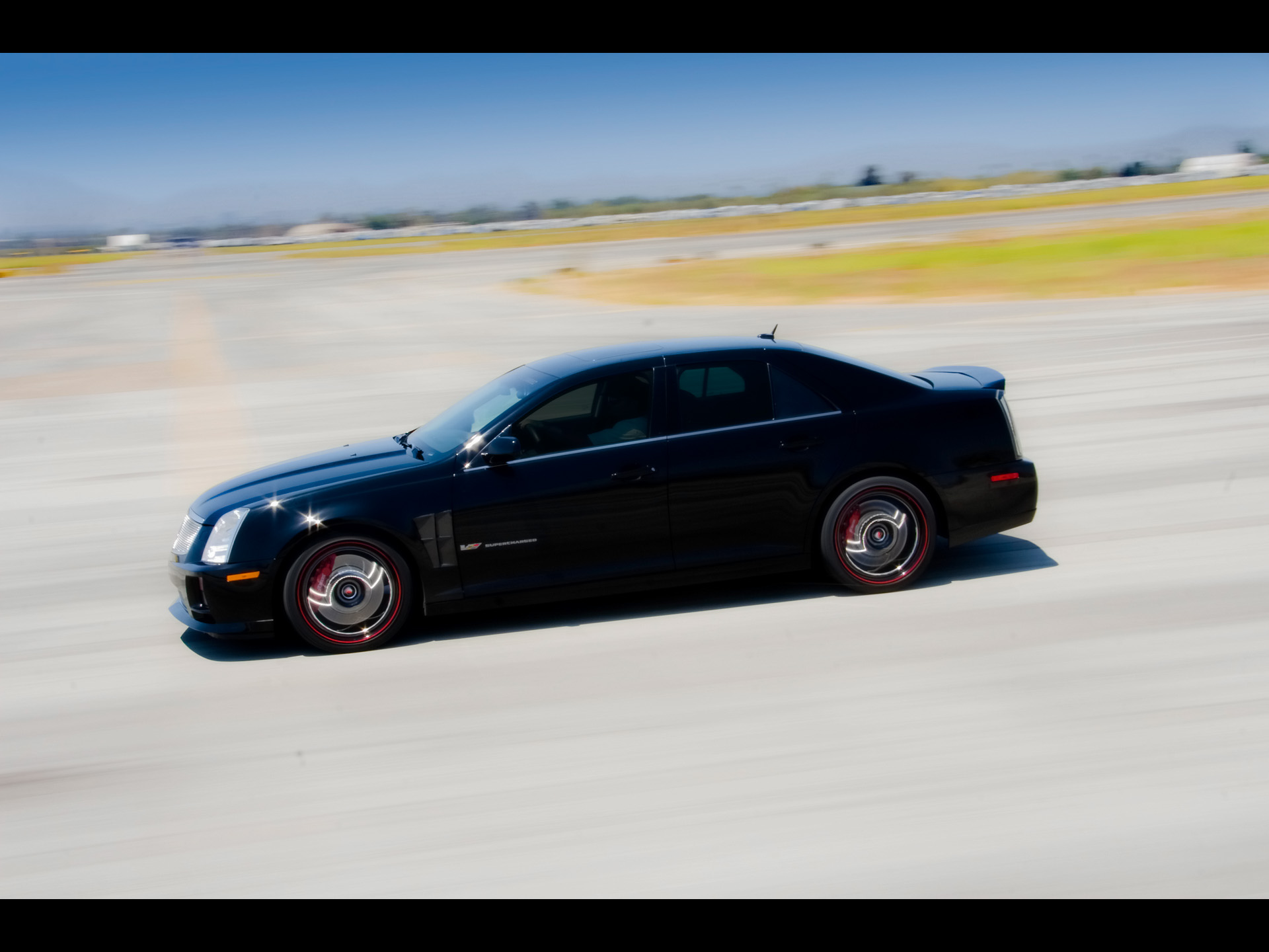 You can vote for this D3 Cadillac STS-V photo