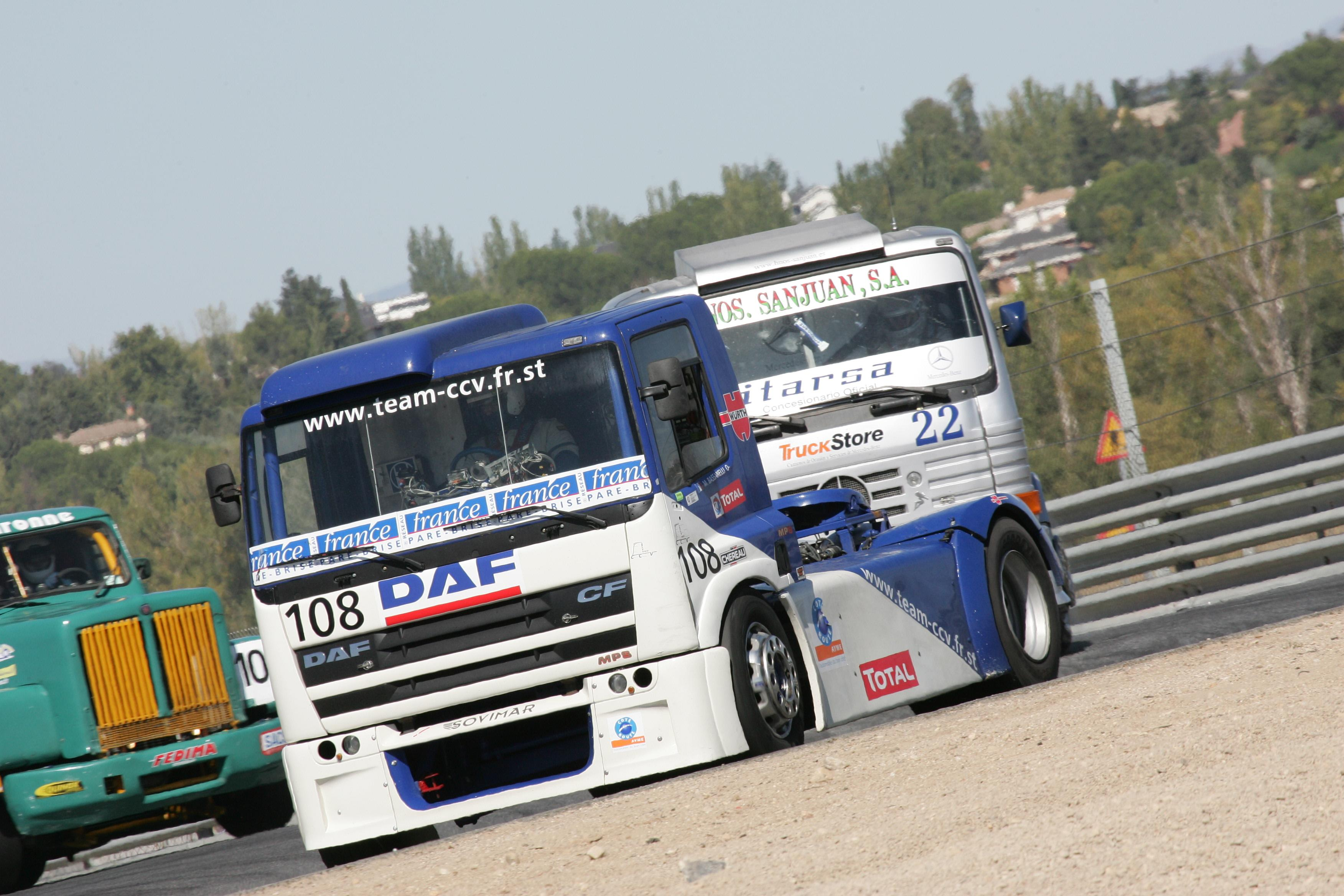 DAF 85 Super Race Truck photos - PhotoGallery with 6 pics ...