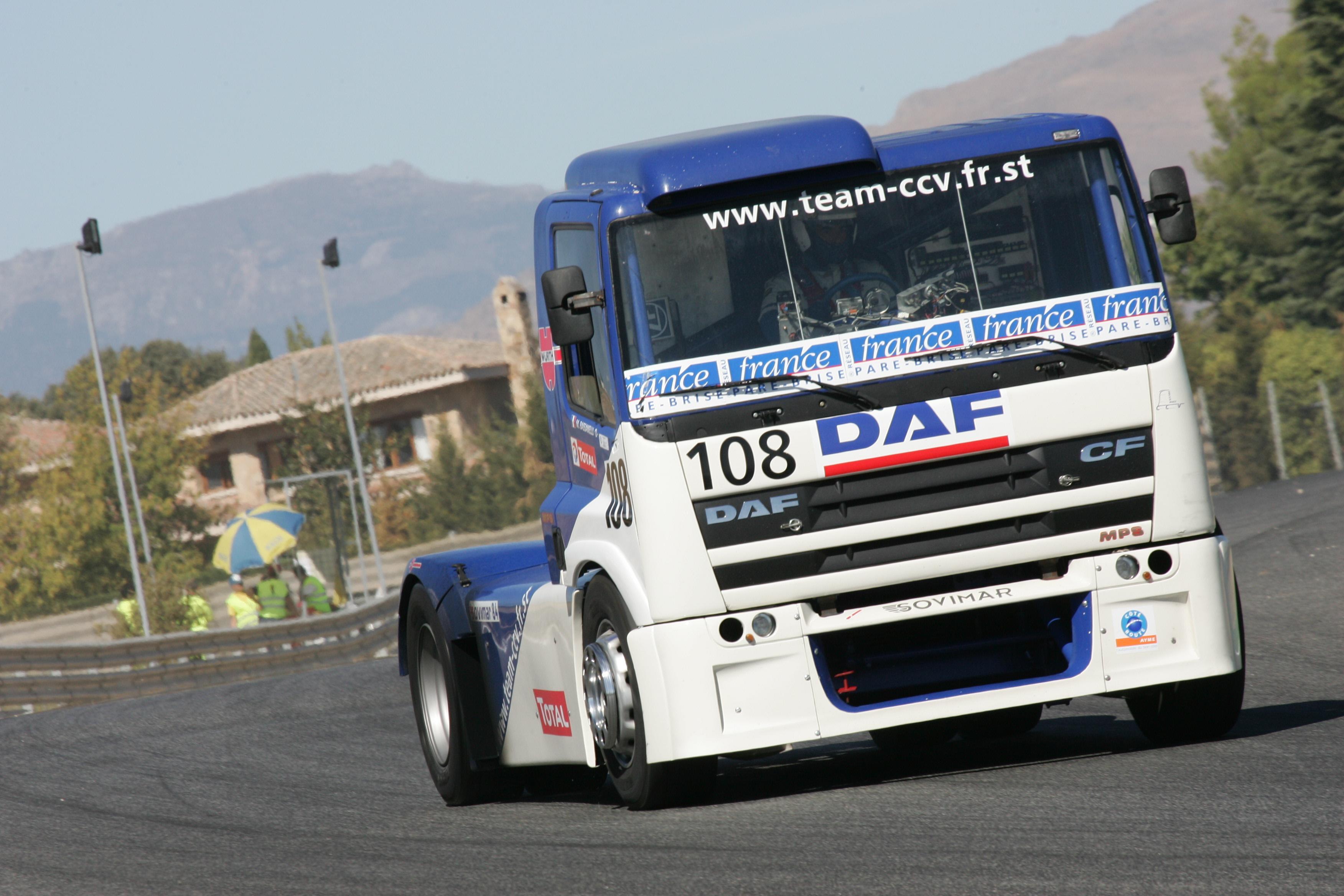 super truck racer
