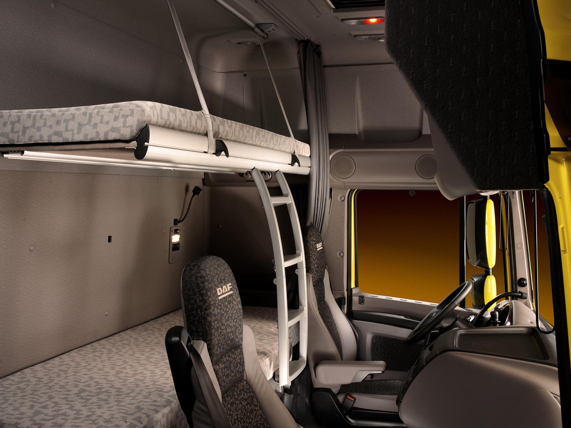 daf xf super space cab interior On daf super space cab interior