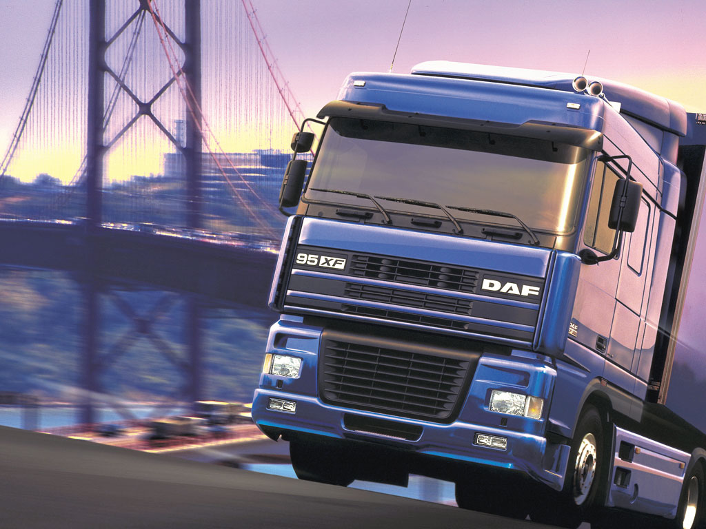 DAF XF photo 17782