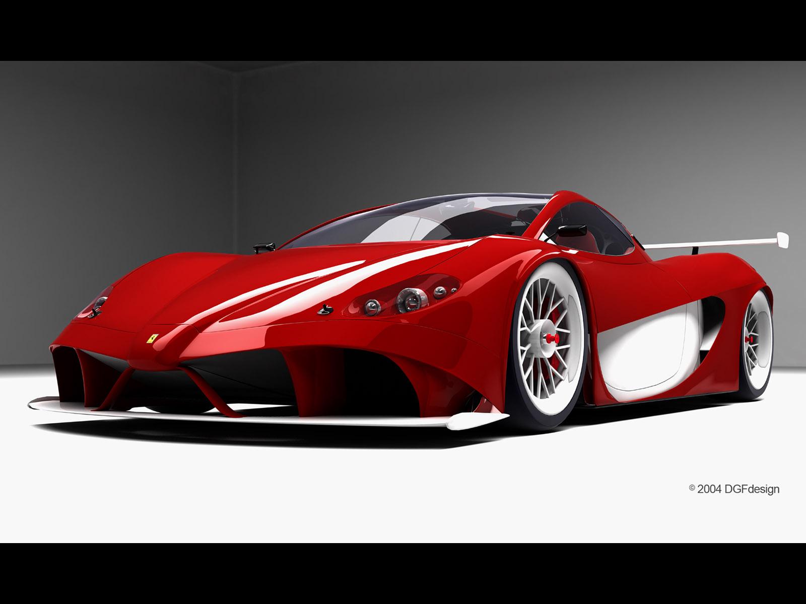 Dgf Design Ferrari Aurea Gt Photos Photogallery With 3