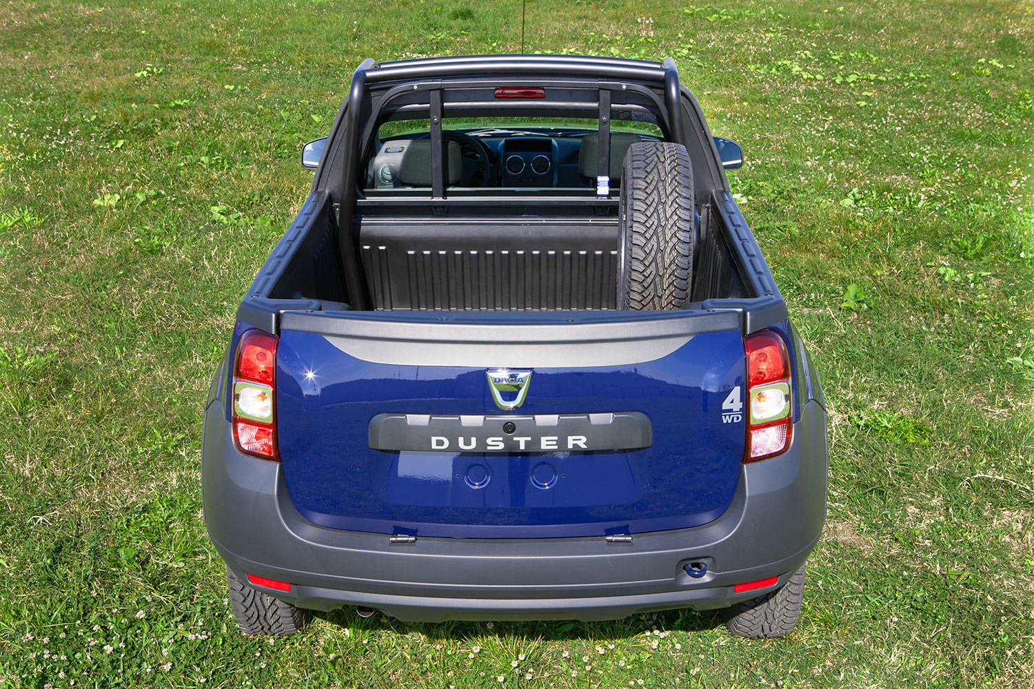 dacia duster pick up picture 130458 dacia photo gallery. Black Bedroom Furniture Sets. Home Design Ideas