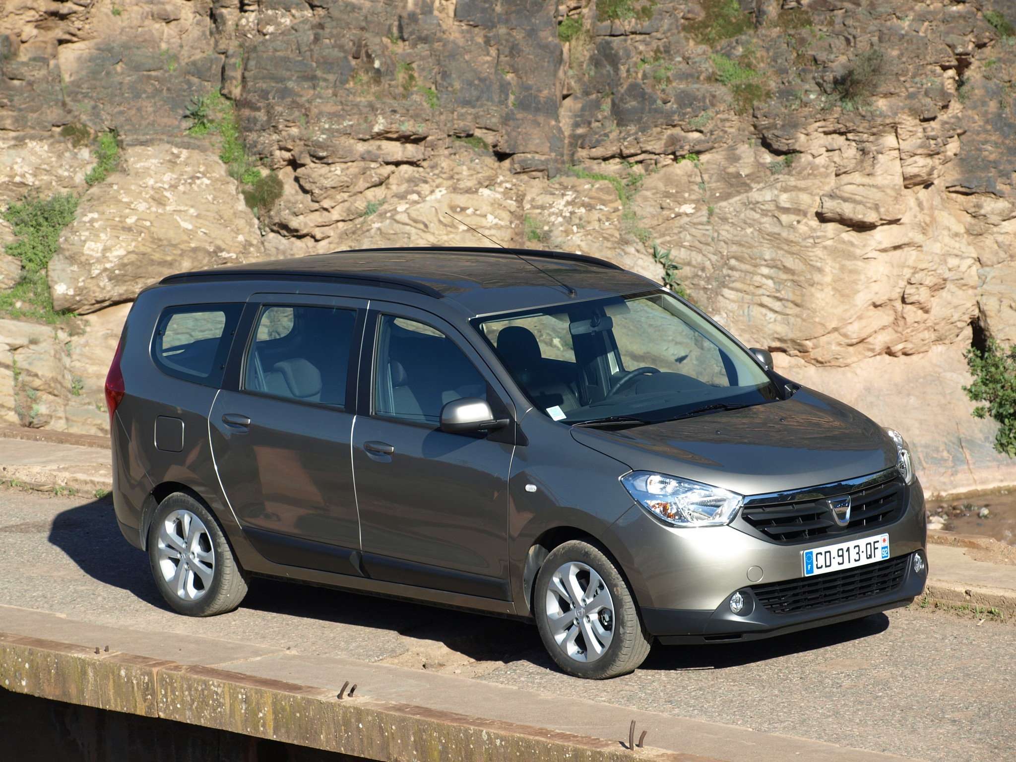 Dacia Lodgy photo #91943