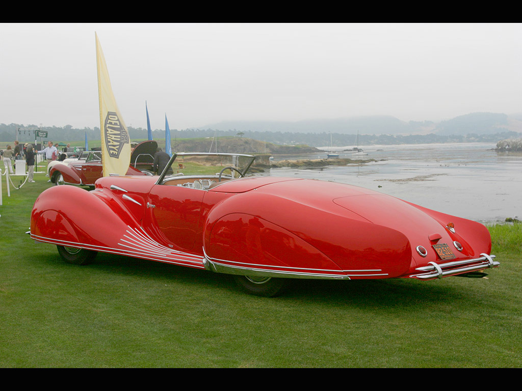 Cars photos » Delahaye