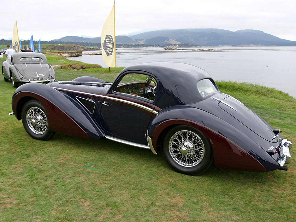 Delahaye 145 Chapron Coupe Photos Photogallery With 3