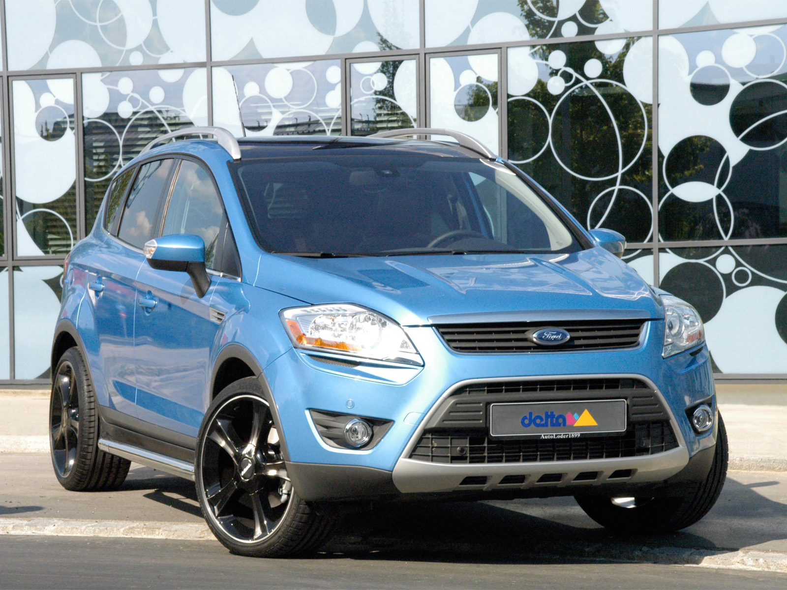 Delta 4x4 Ford Kuga Photos Photogallery With 2 Pics