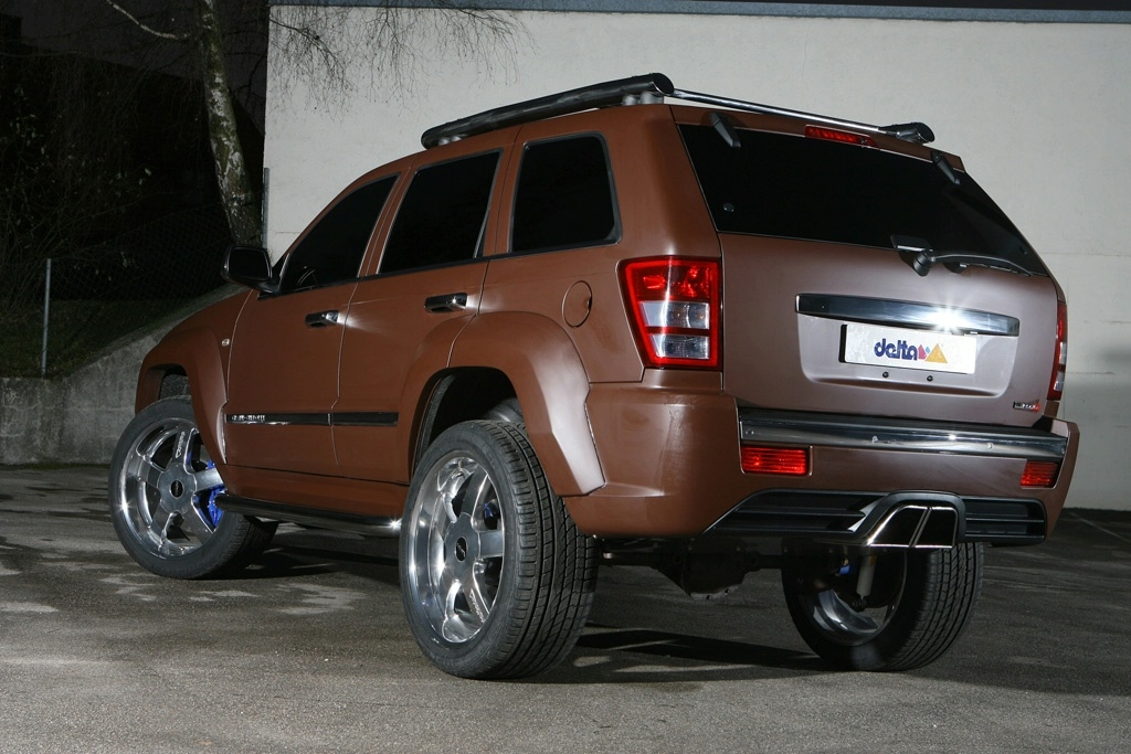 Delta 4x4 Jeep Grand Cherokee photos  PhotoGallery with 3 pics