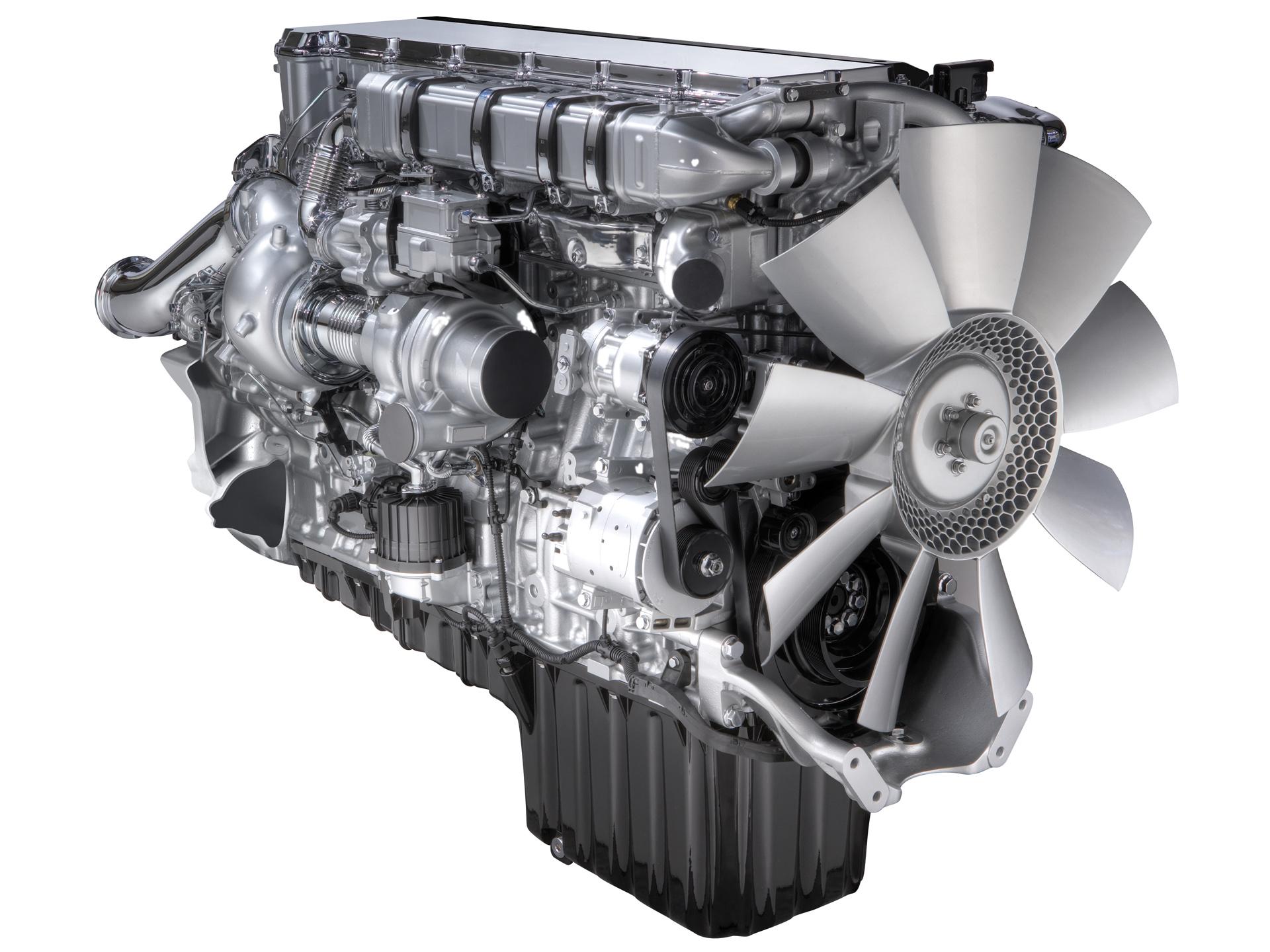 Detroit Diesel Dd Engine Mp Pic